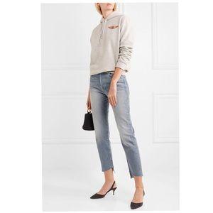 Frame Le Original Reverse Cascade high-rise jeans